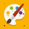 Fundels Prentenboeken tekenen en kleuren