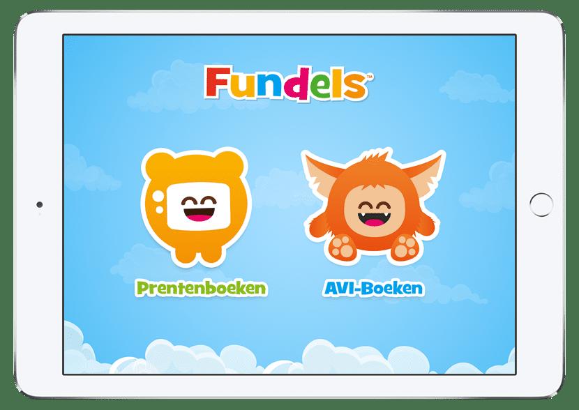 Fundels iOS app