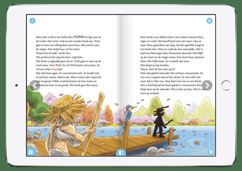 Lees de leukste leesboeken met Fundels AVI-boeken