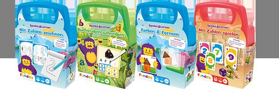 Spielen & Lernen packaging