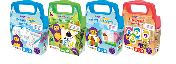 Fundels Play&Learn - packaging