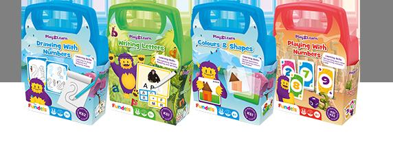 Fundels Play&Learn - packaging